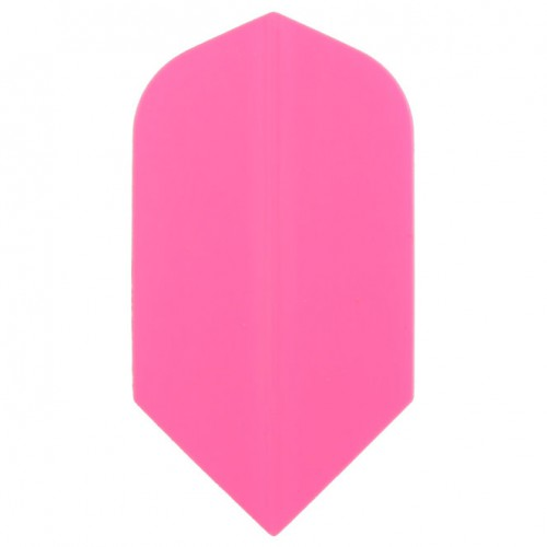 Poly Fluor slim pink flight