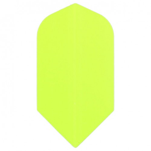 Poly Fluor slim yellow flight