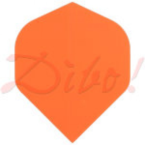 Poly Fluor standard orange flight