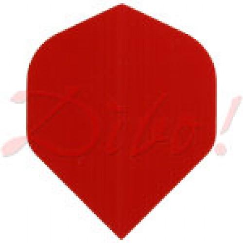 Poly Plain standard red flight