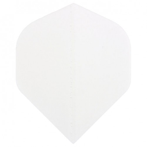 Poly Plain standard white flight