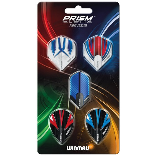 Winmau Prism Alpha Flight Selector