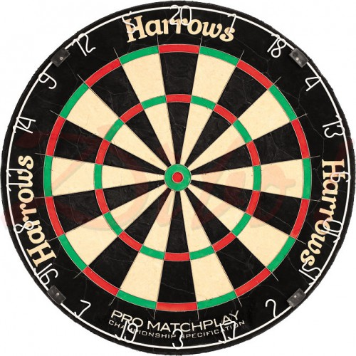 Harrows Pro Matchplay dartbord