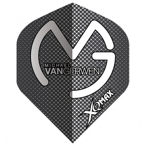 XQ Max Michael van Gerwen flight QD1000840