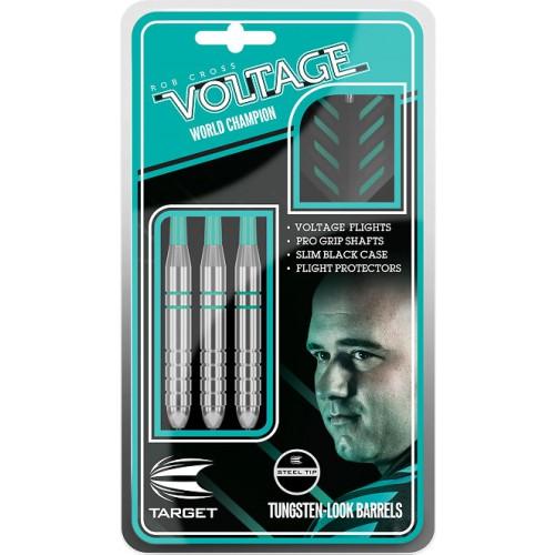 Target Rob Cross Silver Voltage