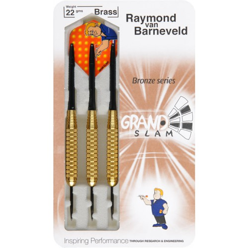 Grand Slam Raymond van Barneveld - Brass