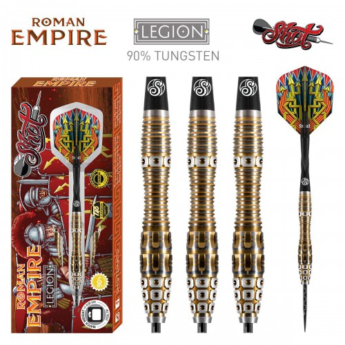 Shot darts Roman Empire Legion