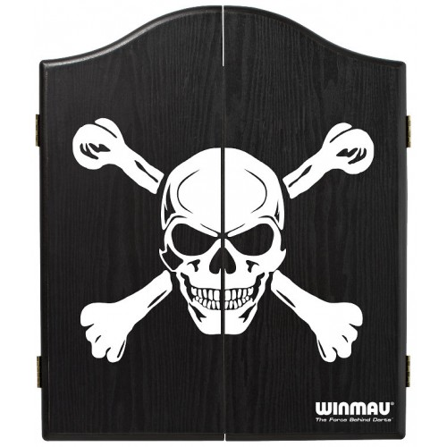 Winmau Skull DeLuxe cabinet