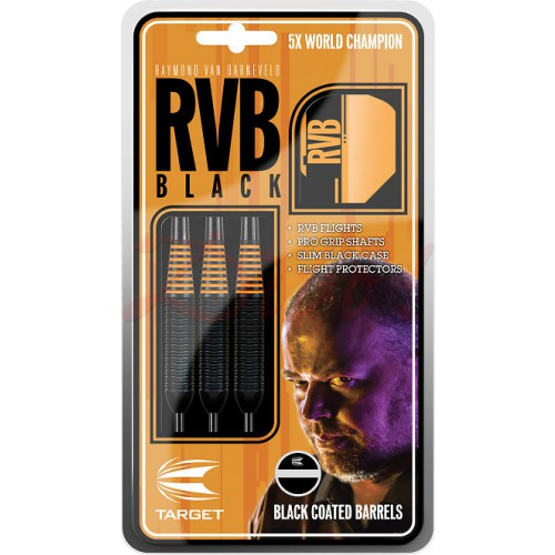 Target RVB Black - Raymond van Barneveld
