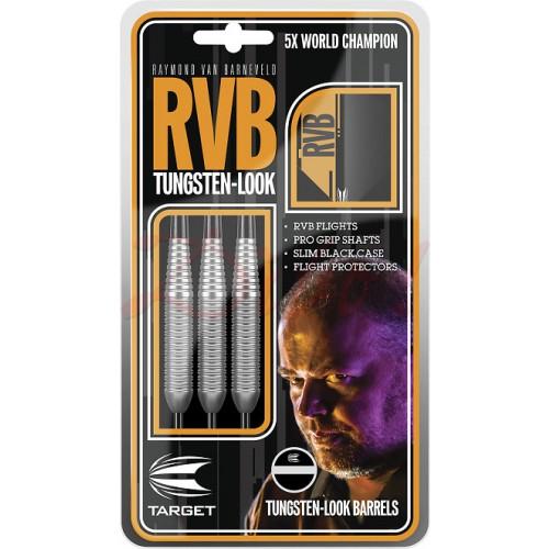 Target RVB Tungsten look - Raymond van Barneveld