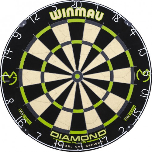 Winmau MvG Diamond Plus dartbord