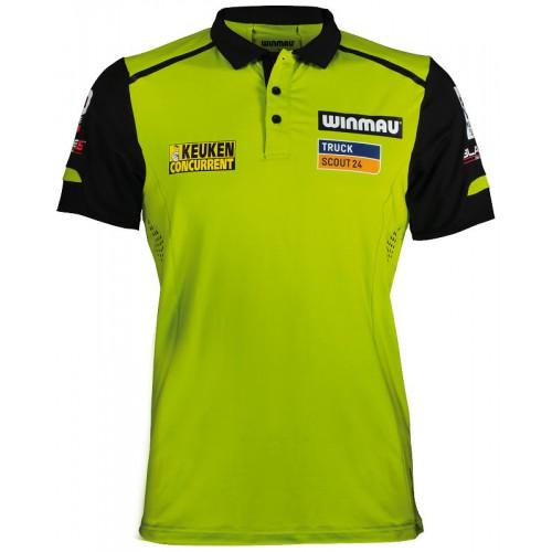 Winmau MvG Pro-Line Shirt
