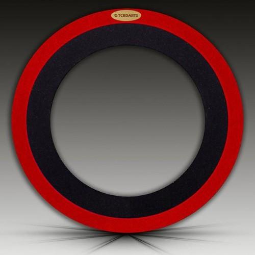 TCB X-Ray 2.0 Led dartbord verlichting Rood