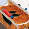 Garlando Olympic Briar Wood Blind Side voetbaltafel