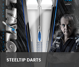 Steeltip darts